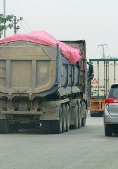 Phát hiện khoảng 30.000 lượt phương tiện quá tải lưu thông trên cao tốc