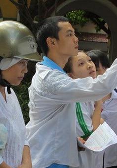 Kỷ luật cán bộ để lộ điểm thi THPT quốc gia tại Nghệ An