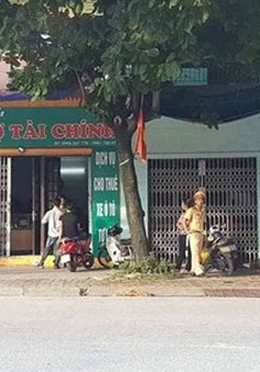 Tạm giữ 4 đối tượng trong vụ nổ súng ở Nam Định khiến 1 người chết