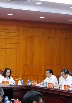Thường trực Ban Bí thư làm việc tại Lạng Sơn
