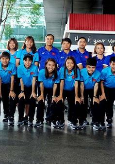 Kết thúc tập huấn Nhật Bản, đội tuyển nữ Việt Nam đã sẵn sàng cho ASIAD 2018