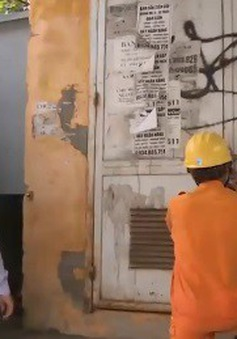 Chấn chỉnh vi phạm hành lang an toàn lưới điện