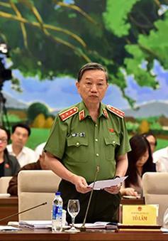 Bộ trưởng Tô Lâm: Khoảng 20 biển số xe 80A, 80B đã cấp cho doanh nghiệp chưa được thu hồi