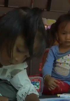 Phục hồi tâm lý trẻ em sau động đất