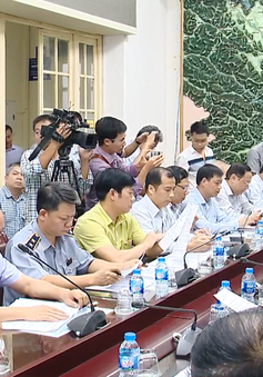 Các tỉnh từ Quảng Ninh đến Hà Tĩnh bám sát diễn biến của bão số 4