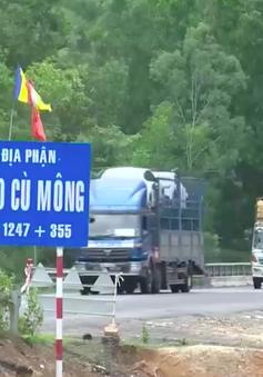 Phú Yên giám sát các tuyến đường tránh đấu nối với quốc lộ 1