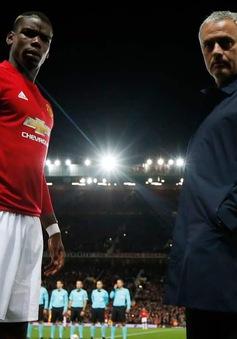 """Mạnh tay """"đàn áp"""", Mourinho vẫn khẳng định không xích mích với Pogba"""