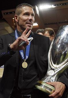 Hạ Real Madrid, Simeone thành HLV vĩ đại nhất Atletico Madrid