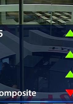 Hầu hết thị trường chứng khoán châu Á tăng điểm cuối tuần