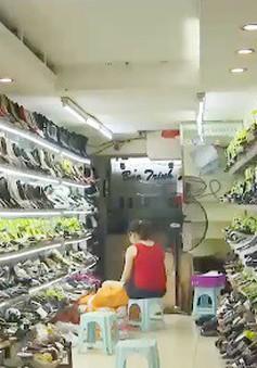Giày Việt tìm bước đi mới trên thị trường nội địa