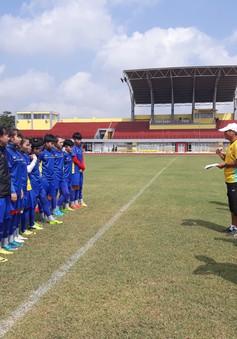 HLV Mai Đức Chung: Thái Lan nhỉnh hơn nhưng ĐT nữ Việt Nam sẽ cố gắng giành chiến thắng