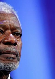 Ghana để quốc tang tưởng nhớ cựu Tổng Thư ký Liên Hợp Quốc Kofi Annan
