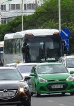Đà Nẵng: Lắp camera trên xe du lịch ngăn hướng dẫn viên Trung, Hàn hoạt động trái phép