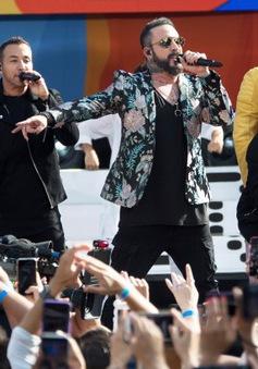 14 người bị thương tại buổi biểu diễn của Backstreet Boys