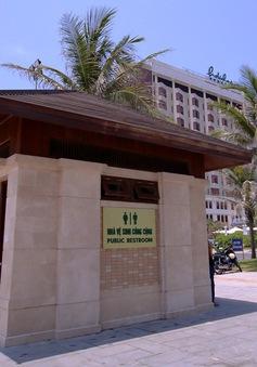Đà Nẵng: Nhiều nhà vệ sinh công cộng xuống cấp