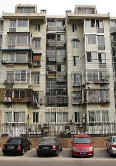 Giá thuê nhà tại thủ đô Bắc Kinh (Trung Quốc) tăng chóng mặt