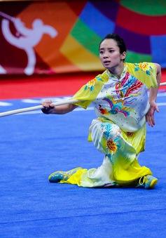 Phóng viên Thể Thao VTV tác nghiệp tại ASIAD 2018: Dương Thúy Vi nói gì sau khi giành HCĐ môn Wushu