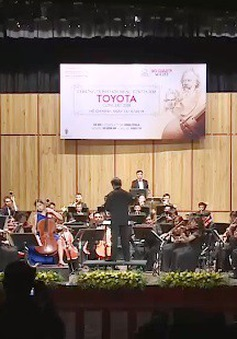 Nhiều nghệ sĩ tên tuổi tham gia buổi Hòa nhạc Toyota 2018