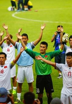 Lịch thi đấu chính thức của ĐT Olympic Việt Nam tại vòng 1/8 môn bóng đá nam ASIAD 2018