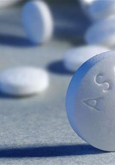Aspirin giúp giảm nguy cơ lây nhiễm HIV