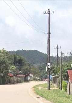 Phó Chủ tịch Quốc hội thị sát tuyến đường Trường Sơn Đông