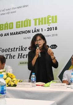 Giải chạy Tràng An Marathon 2018 chính thức khởi động