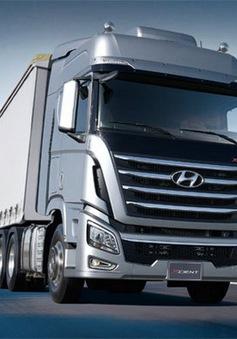 Hyundai chạy thử xe tải tự lái cỡ lớn