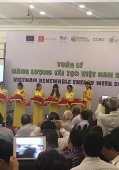 Nhiều sự kiện được tổ chức trong Tuần lễ Năng lượng tái tạo Việt Nam 2018