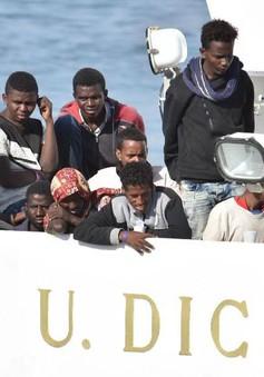 UNHCR kêu gọi Italy cho phép người di cư lên bờ