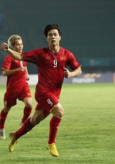 7 chân sút Việt từng chọc thủng lưới các đội bóng Iran và Iraq