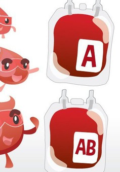 Công bố nghiên cứu chuyển máu nhóm A thành nhóm O, có thể truyền cho bất kỳ ai