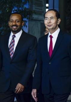 Việt Nam - Ethiopia: Tăng cường trao đổi thương mại, chia sẻ thông tin