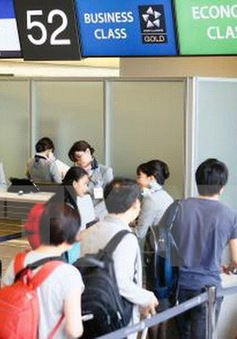 Nhật Bản: Sân bay Narita tăng cường tuyển dụng lao động nước ngoài