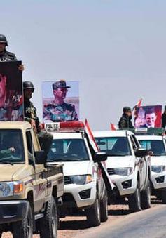 Syria tuyên bố sắp giành chiến thắng hoàn toàn trước IS
