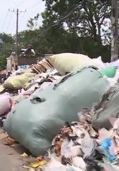 5 giải pháp của TP.HCM nhằm hạn chế nạn đổ trộm rác thải