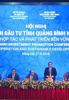 Thủ tướng Nguyễn Xuân Phúc tham dự Hội nghị xúc tiến đầu tư Quảng Bình 2018