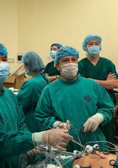 Phẫu thuật u gan đa ổ bằng phương pháp nội soi