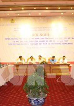 Đẩy mạnh mô hình cung ứng hàng Việt về các khu công nghiệp, khu chế xuất