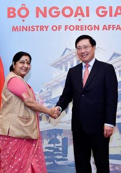 Kỳ họp lần thứ 16 Ủy ban hỗn hợp Việt Nam - Ấn Độ