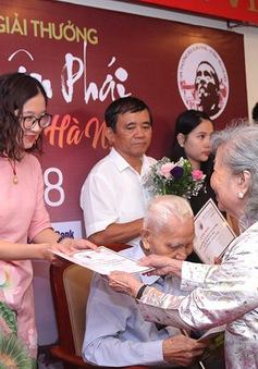 """Giải thưởng Bùi Xuân Phái 2018: Thêm một mùa """"bội thu"""""""
