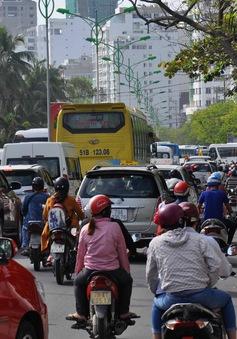 Khó giải quyết nạn kẹt xe tại Nha Trang