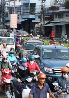 Khó giải quyết nạn kẹt xe tại Nha Trang, Khánh Hòa