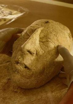 Tìm thấy mặt nạ vua Maya thời cổ đại tại Mexico