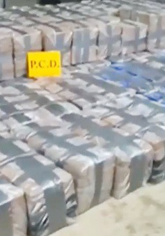 Costa Rica bắt giữ hơn 2 tấn ma túy