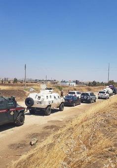 Nga hiện diện quân sự tại cao nguyên Golan