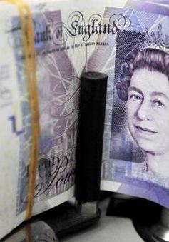 Đồng Bảng Anh tăng mạnh sau thông tin Anh có thể đơn phương ngừng Brexit
