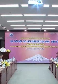 Tăng cường hợp tác phát triển công nghệ thông tin Đà Nẵng - Nhật Bản