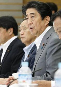 Thủ tướng Nhật Bản Shinzo Abe kêu gọi tăng cường năng lực quốc phòng
