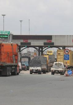 Triển khai thí điểm thu phí không dừng tại cầu Đồng Nai