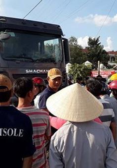 Đồng Nai: Xe ben tông xe máy khiến 2 người tử vong tại chỗ